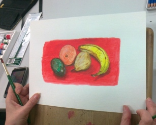 Beginners Acrylics