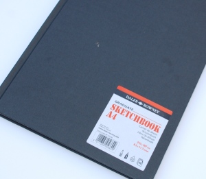 Hard-backed Sketchpad