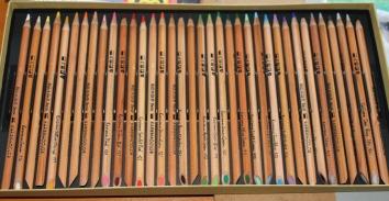 Karisma Coloured Pencils