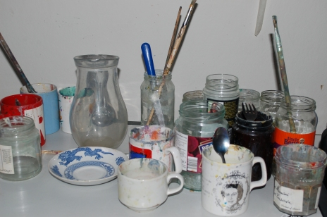 Jars, pots and vases are great for proportion and shape skills