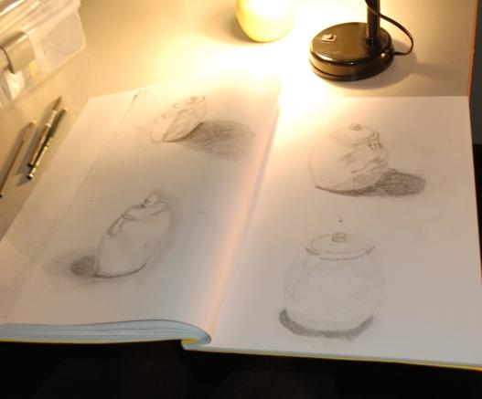 4 Drawing Exercises that Improve Drawing – Rebecca Art Tutor