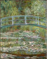 The famous artist Monet never used black