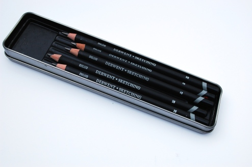 Set of Pencils in B grades