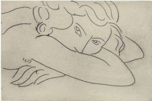 Matisse - Line Drawing
