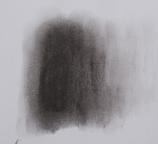 Blending charcoal